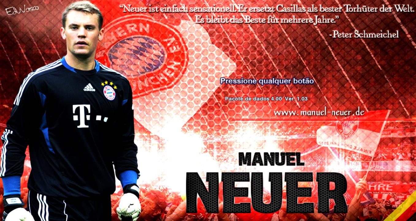Pin Em Manuel Neuer