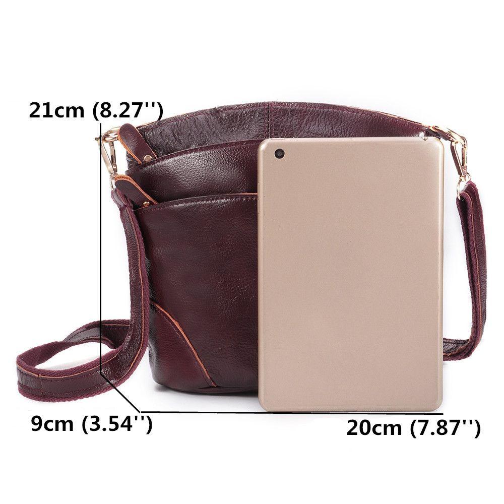 d28b2a72f715 Hot-sale designer Women Faux Leather Mini Phone Bags Double Layer ...