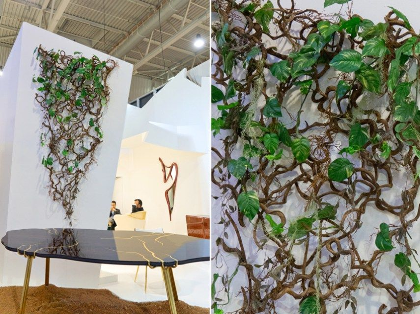 Trend Urban Jungle : Plant trends from maison & objet 2016 in paris