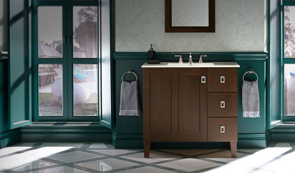 Kohler Vanities Console Tables Bathing Bathroom Vanity Kohler Bathroom Vanity
