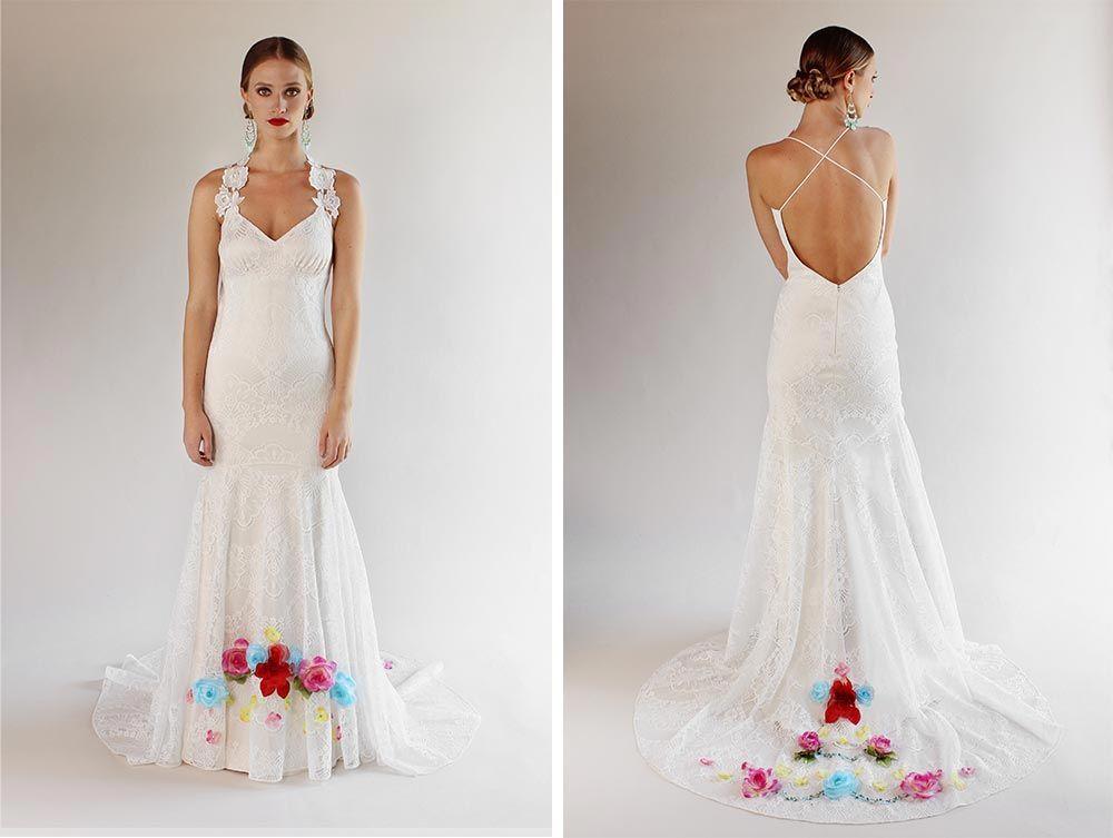 Boho Wedding Dresses: 47 Beautiful Designs   Traditional, Shape and ...