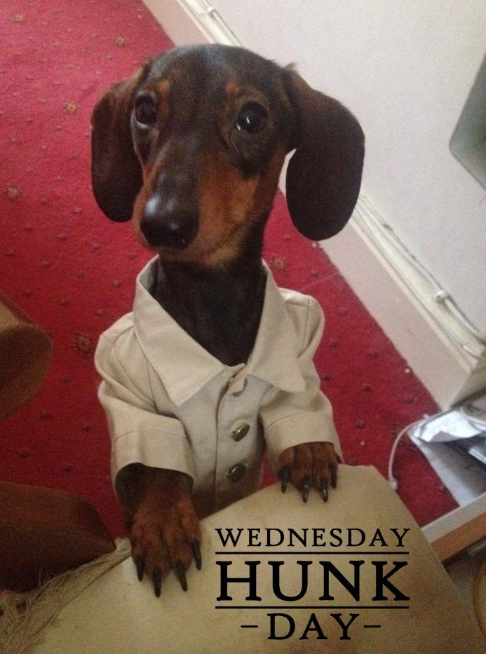 Today S Wednesday Hunk Is Kenneth From Kenfig Hill South Wales