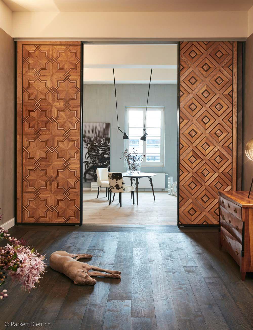 Holzboden - Interior Inspiration bei Parkett Dietrich | Cozy ...