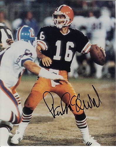 Paul McDonald Cleveland Browns  11949dea7