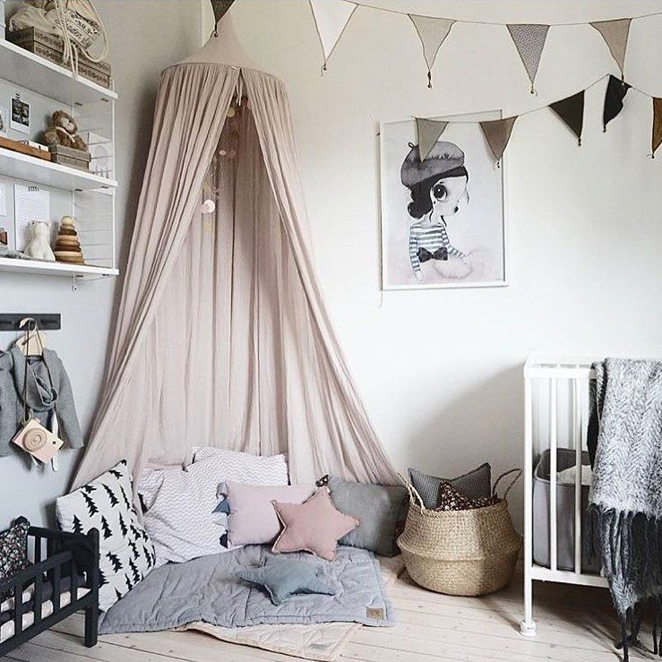A Cute Tipi Corner And Pretty Room Kid Space Kids Room Decor