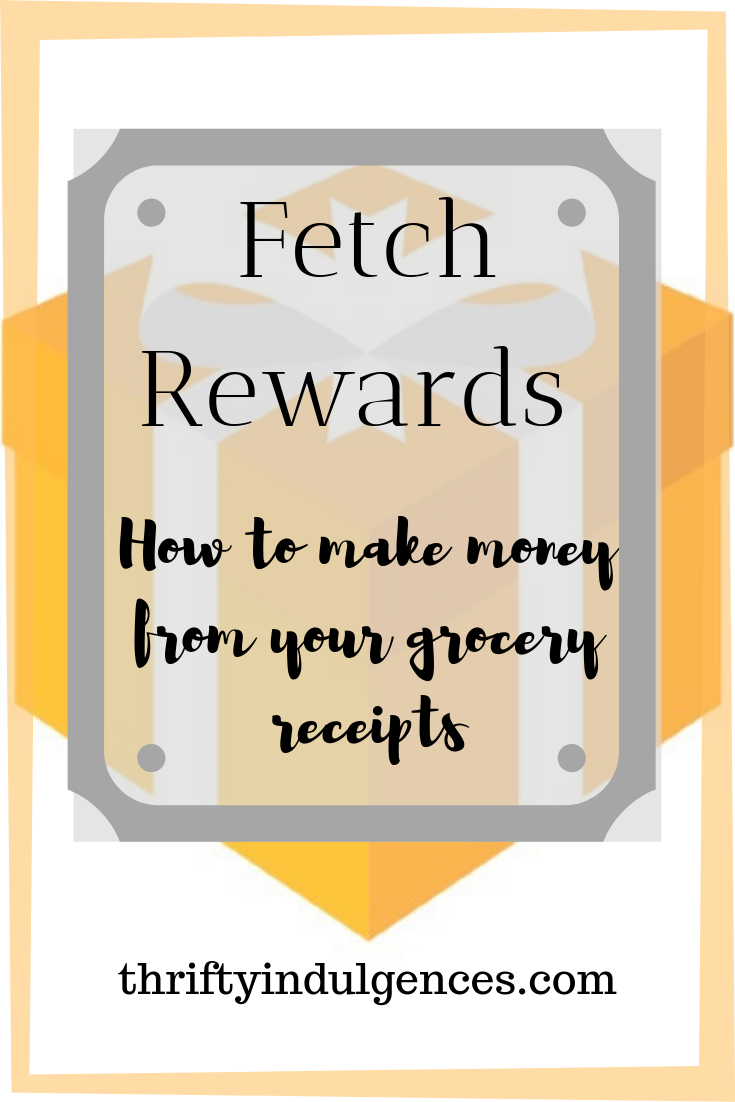 Fetch RewardsIs it legit? Money saving tips, No spend
