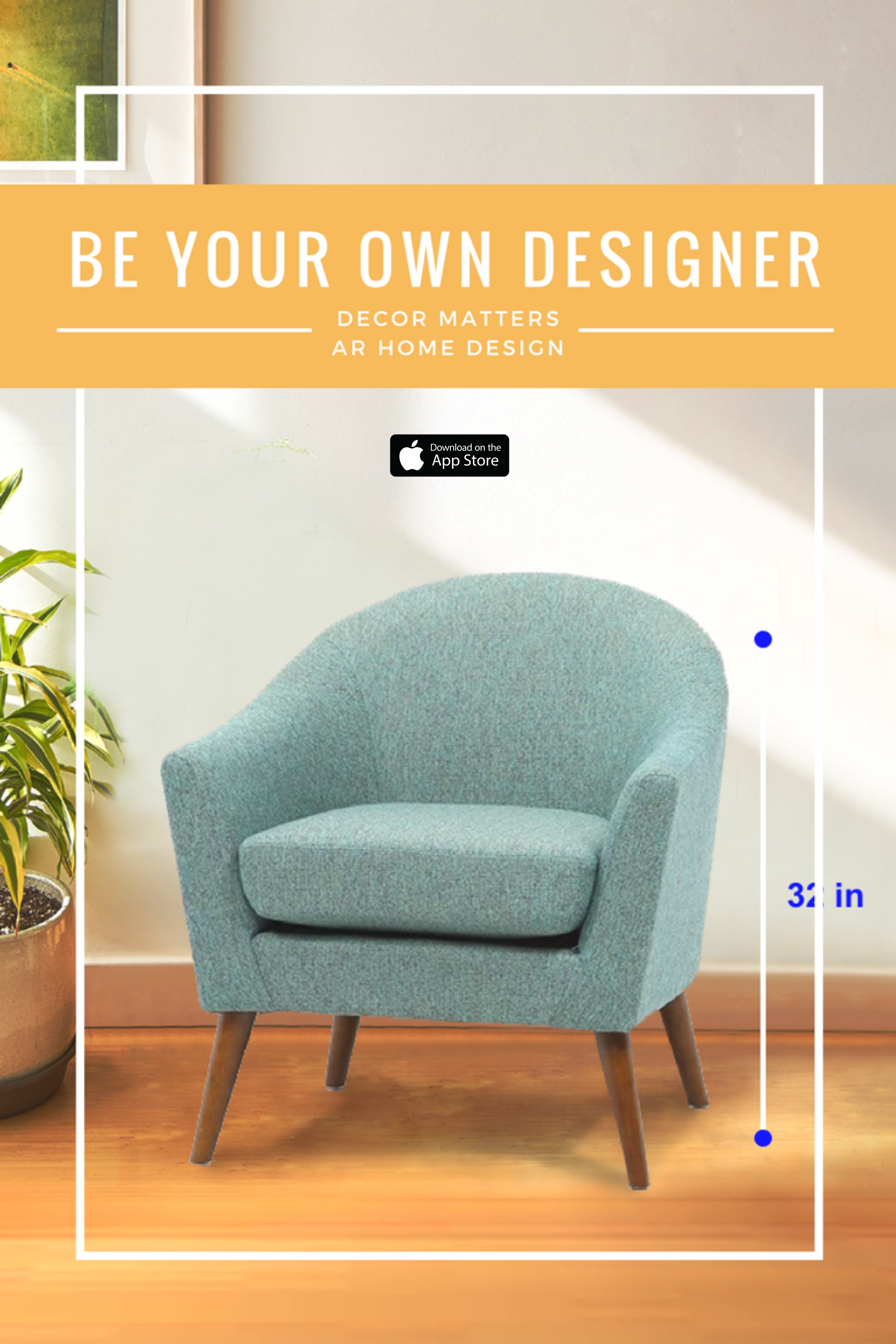 Merveilleux Be Your Own Designer! Design With Camera, View Furniture In Your Room  Before Buying
