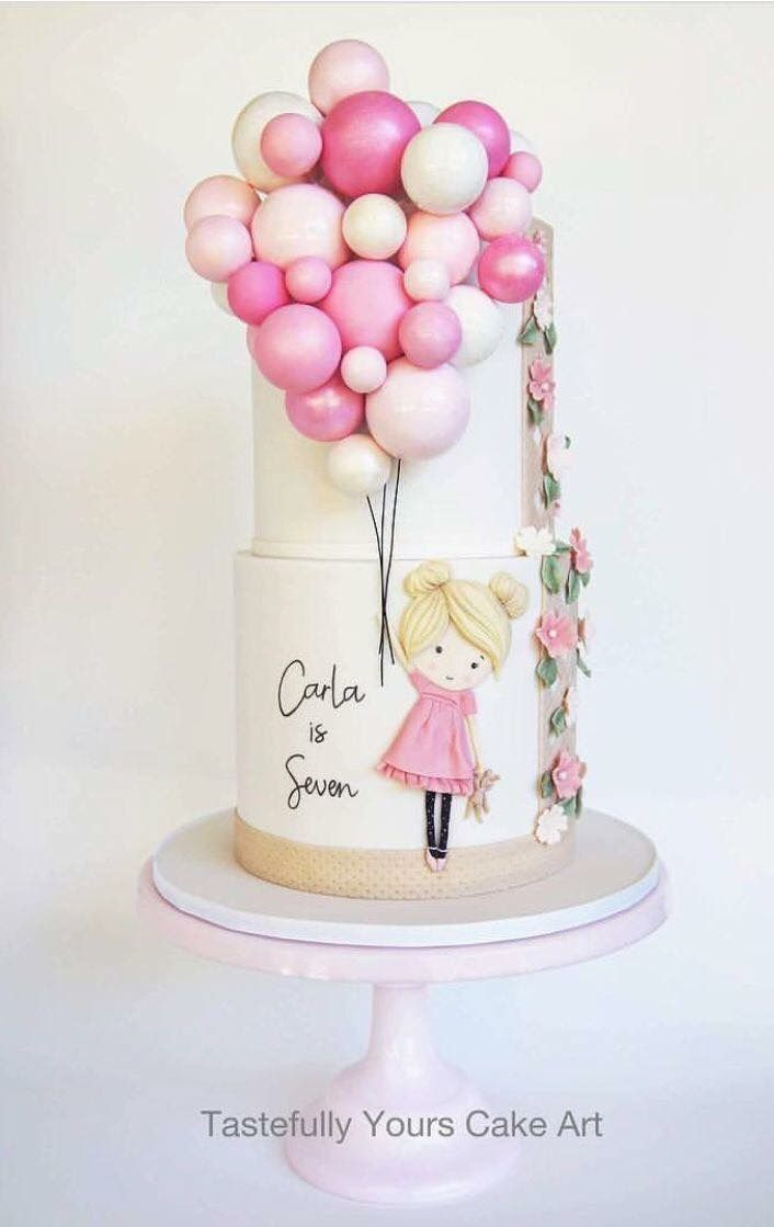 Pleasant Pin By Ducky One On Cake Ideas With Images Birthday Cake Girls Funny Birthday Cards Online Overcheapnameinfo