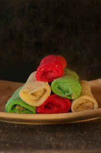 Alebele - Goan Coconut filled Pancake