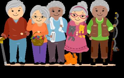 Show Your Appreciation Of Senior Citizens