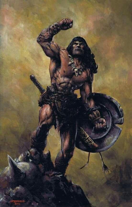 Pin By Joe Alfano On Conan The Barbarian Conan The Barbarian Conan Barbarian