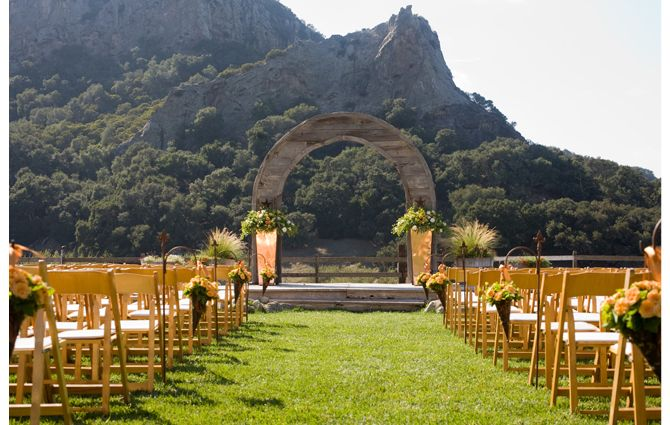 San Luis Obispo Wedding Venues On I Do Holland Ranch Shot By Jen Rodriguez