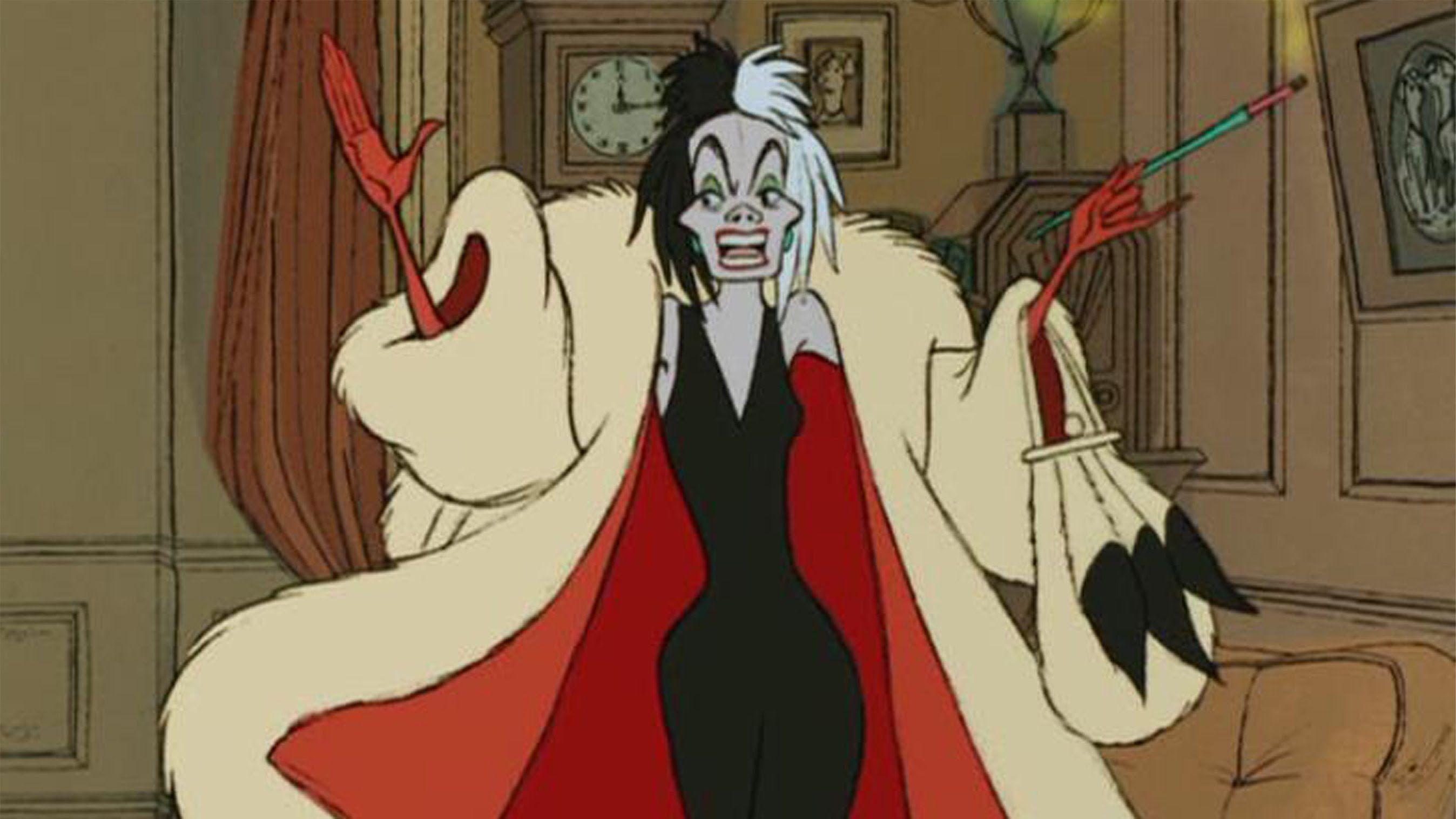 Cruella De Vil in 2020 Cruella de vil halloween
