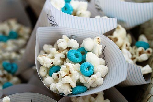 Edible Confetti Wedding DIY