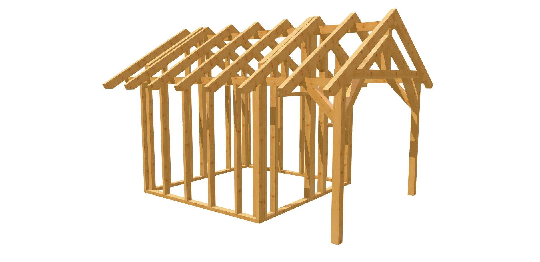 gartenhaus vordach | gartenhaus selber bauen | pinterest
