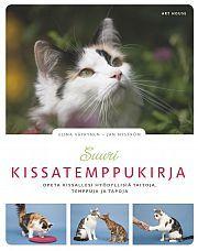 Suuri kissatemppukirja   Suomalainen.com