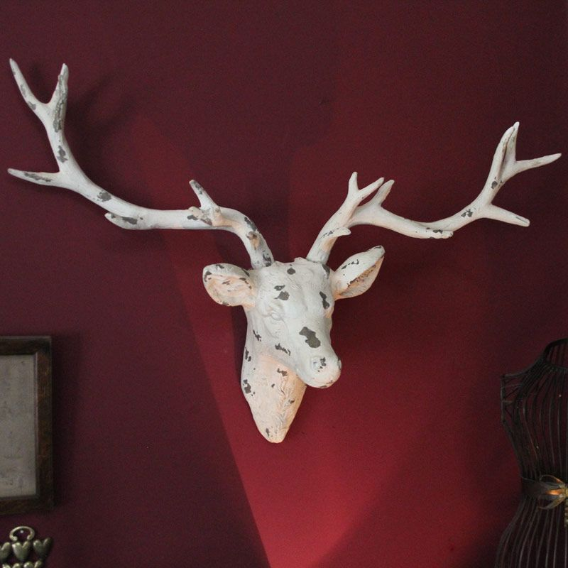 Stag Head Wall Decoration