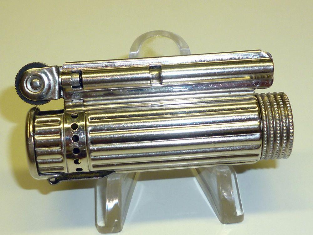 Imco 5800 Ifa Pocket Petrol Wick Lighter Feuerzeug 1947