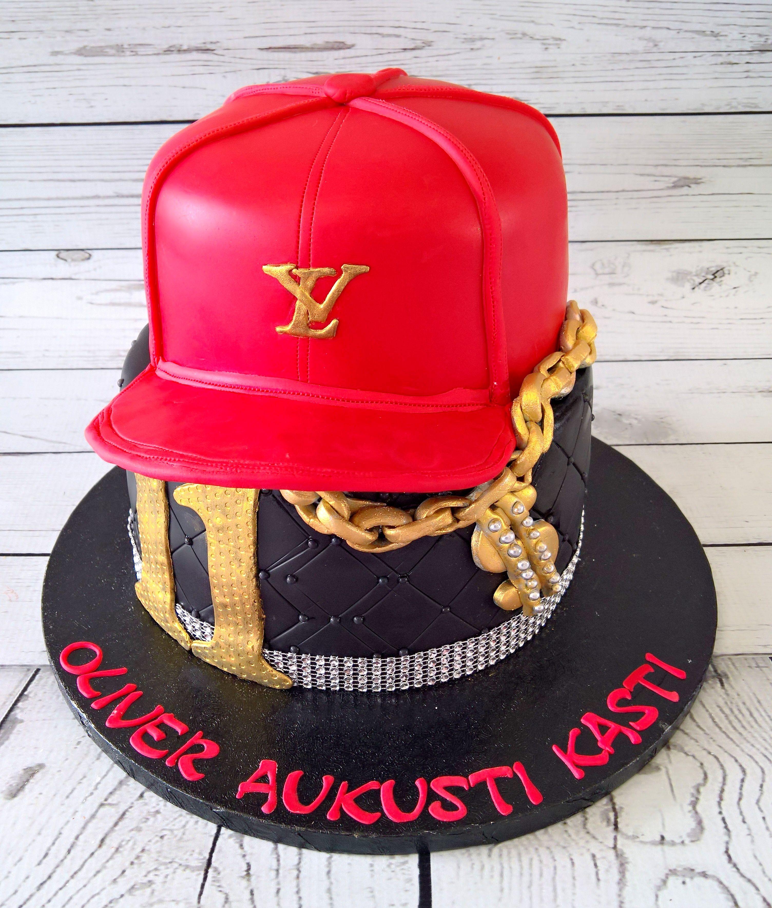 Rapper fan cake Rapper birthday cake, Hip hop birthday