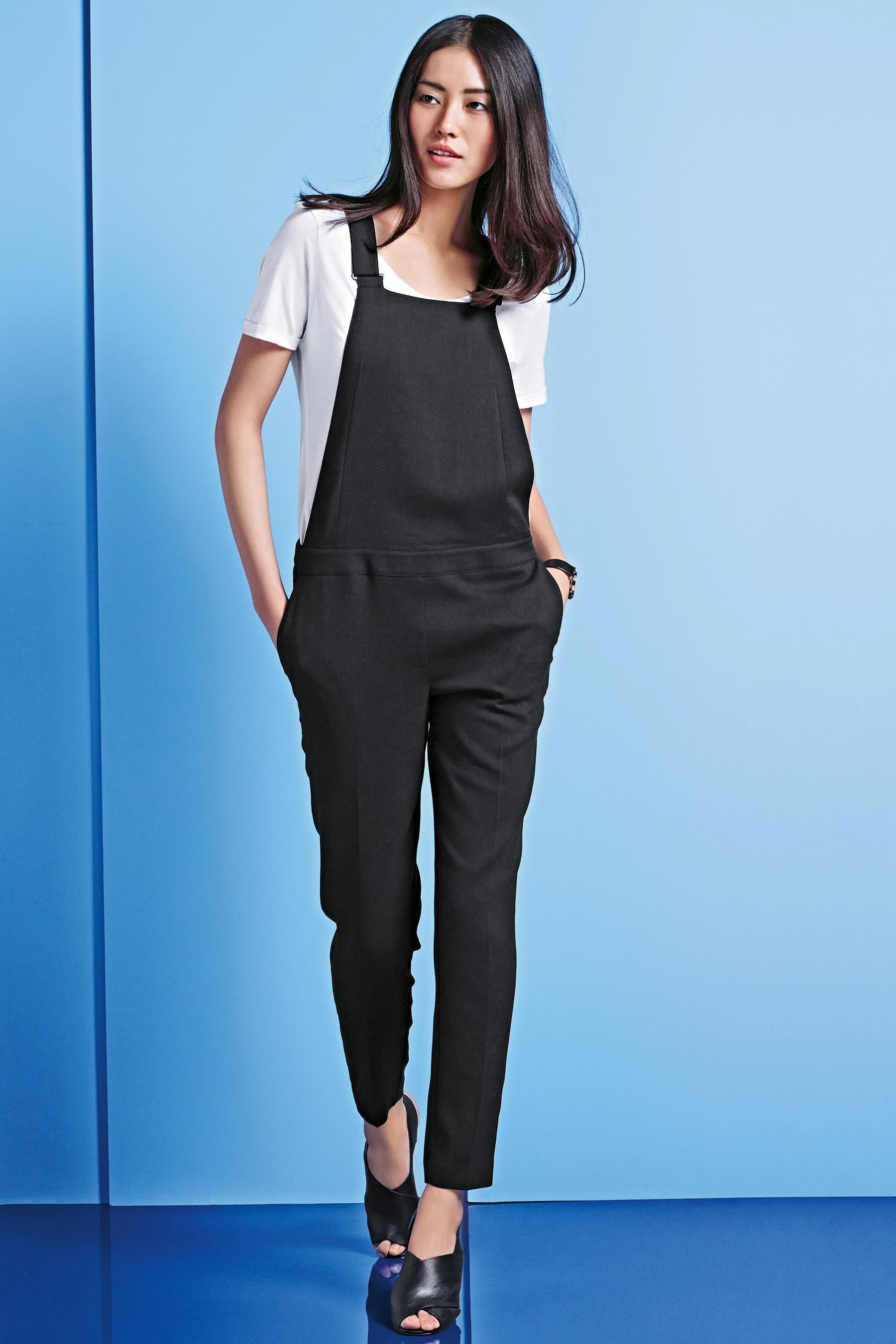 2019 discount sale enjoy clearance price great look Black Smart Dungarees from Next | FASHION in 2019 ...