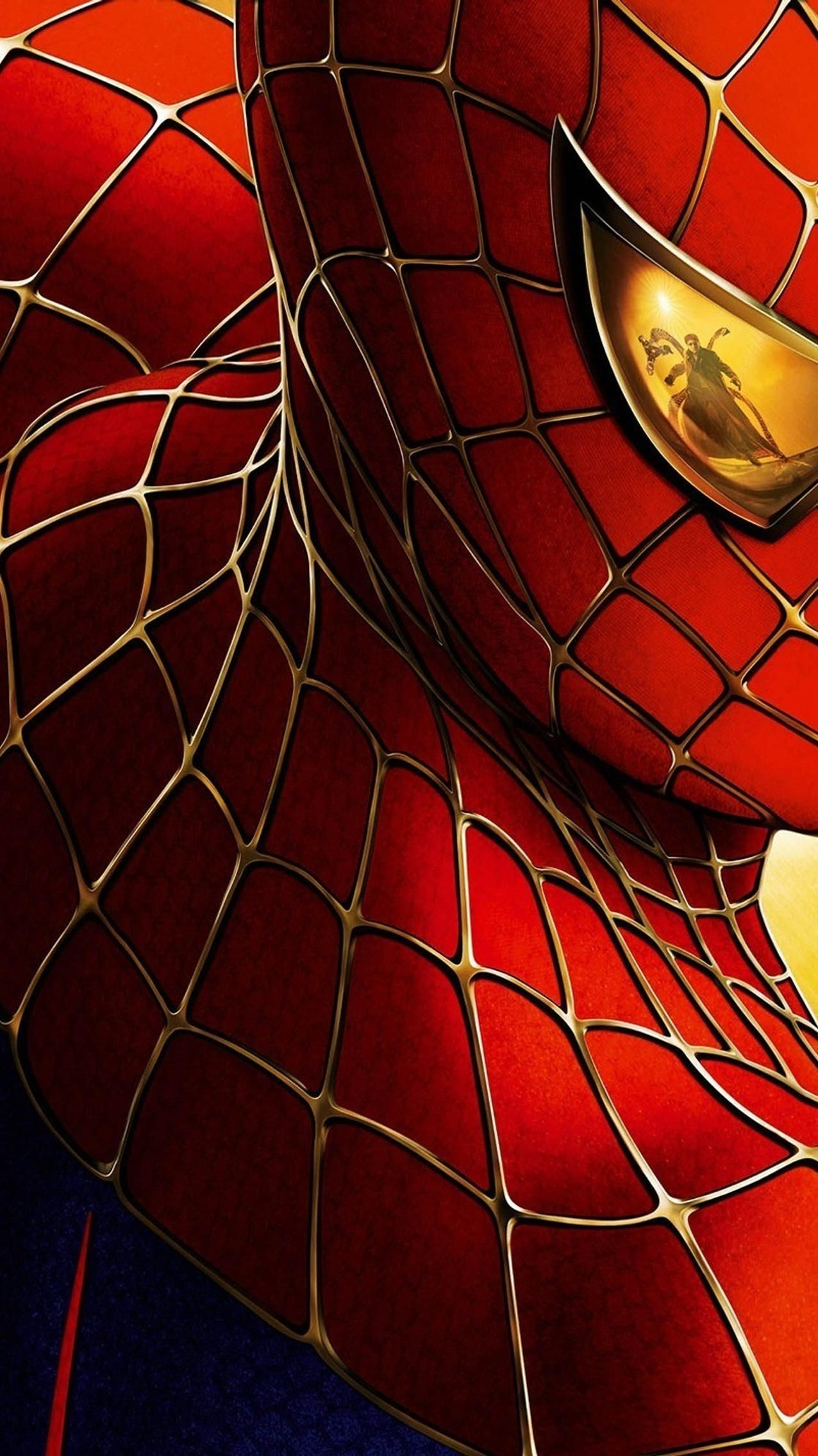 Spider Man 2 2004 Phone Wallpaper Moviemania Spiderman Amazing Spiderman Spiderman Artwork