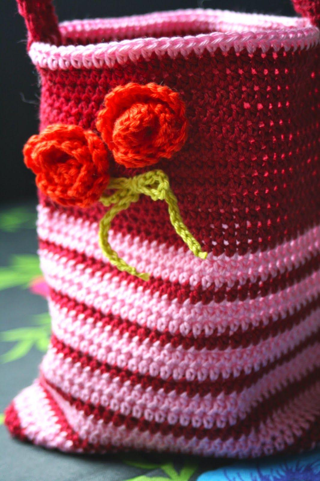 Haken Bij Saar En Mien Candy Bag Snoeptasje Crochet Purses Totes