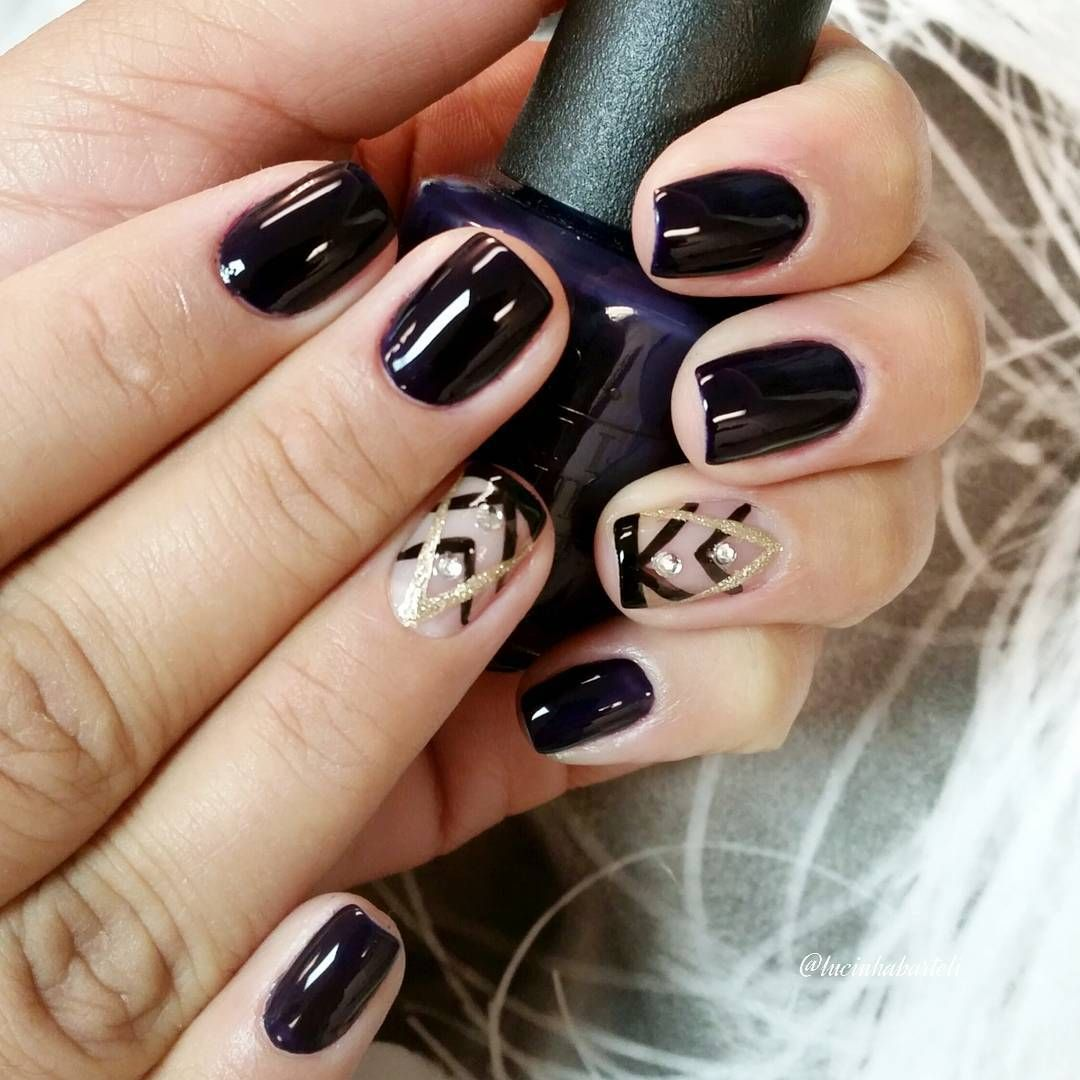 """@dalilla_barcelos #supervaidosa #manicure #inlove #instanails #lucinhabarteli #vegas_nay #unhasdasemana #unhas #nailsoftheweek #nailartcult #nailpolish"""