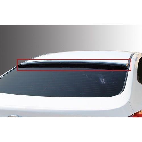 Rear Smoke Roof Spoiler Visor Vent For 2011 2015 Hyundai Elantra Avante Md Elantra Hyundai Elantra Hyundai