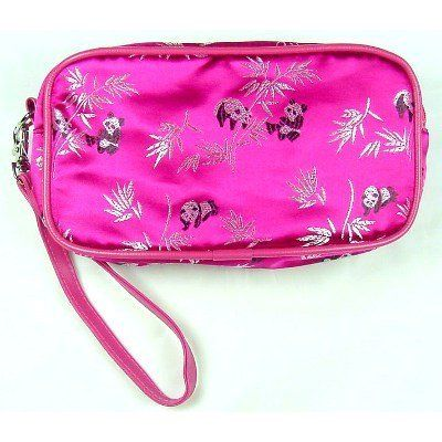 Fashion Accessory Hot Pink Panda Makeup Bag By In Gifts 7 49 7 1 2 Inch X 4 Inch X 2 1 2 Inch Panda Design Brocade This Is A Nice Make Panda Makeup Best Makeup Products Pink Panda