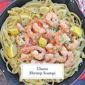Shrimp Scampi Recipe - Best Shrimp Scampi - Easy Scampi - Shrimp Scampi is an It...#easy #recipe #scampi #shrimp #shrimpscampi