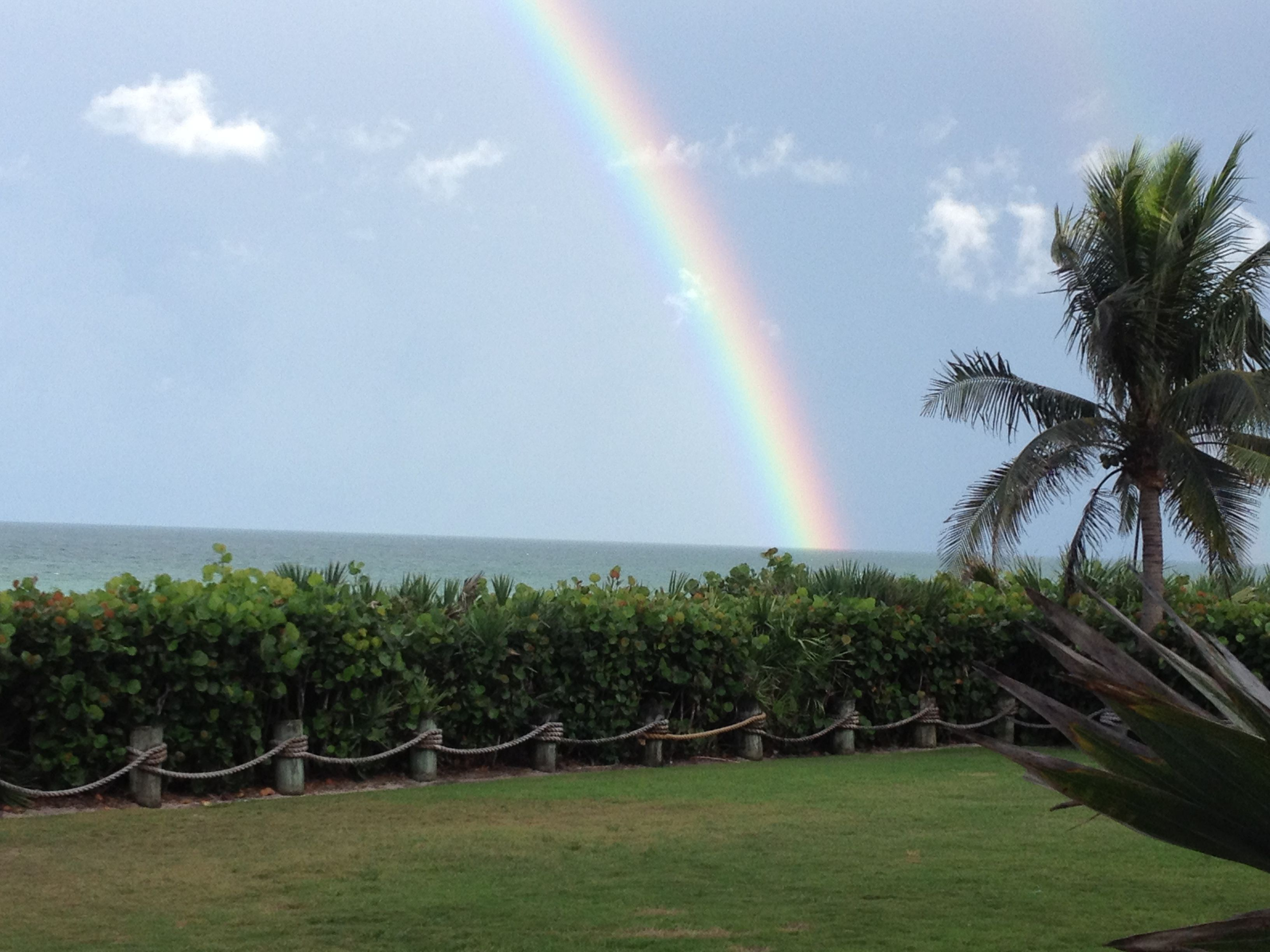 Rainbow at Walt Disney's Vero Beach Resort