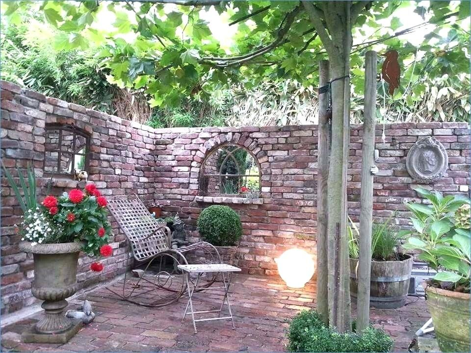 Photo of Steinmauer Garten Bilder Steinmauer Garten Sichtschutz Gartendekorationen 51 Sit…