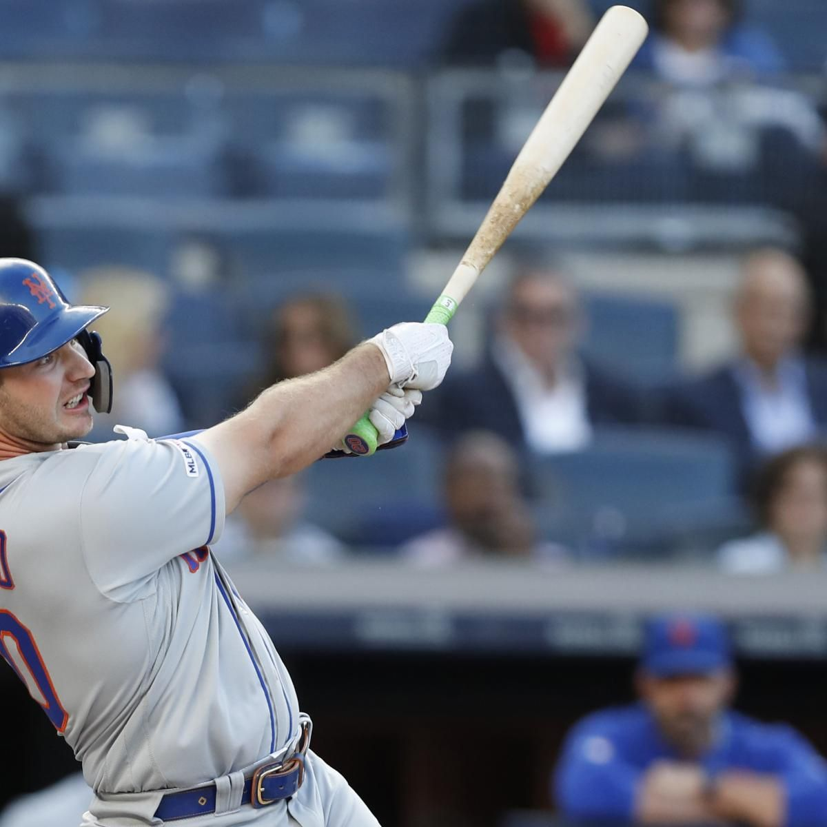 Mets Pete Alonso To Participate In 2019 Mlb Home Run Derby Has 27 Hrs Mets Ny Mets Mlb