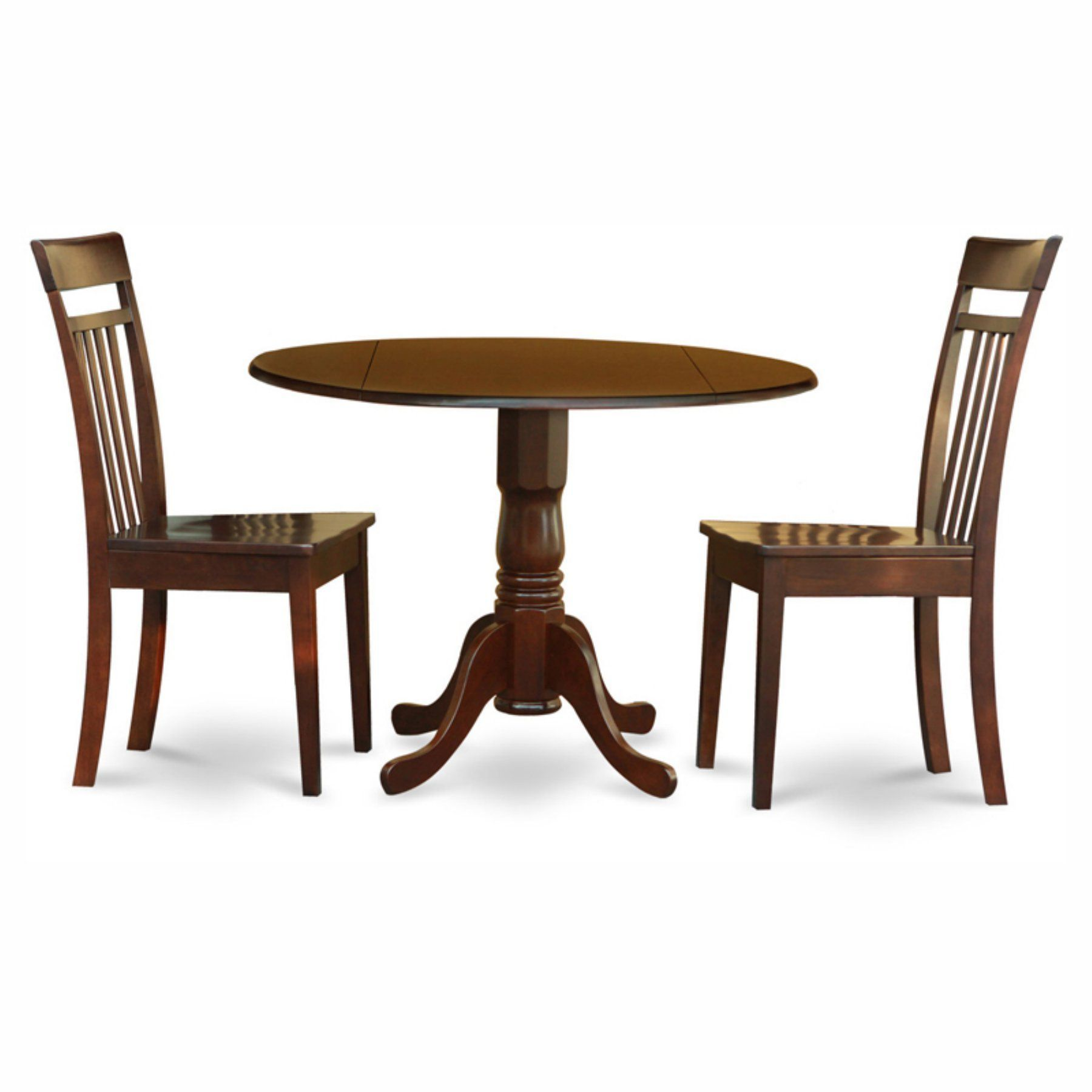 3 piece drop leaf dining set chair east west furniture dublin piece drop leaf dining table set with capri wooden seat chairs