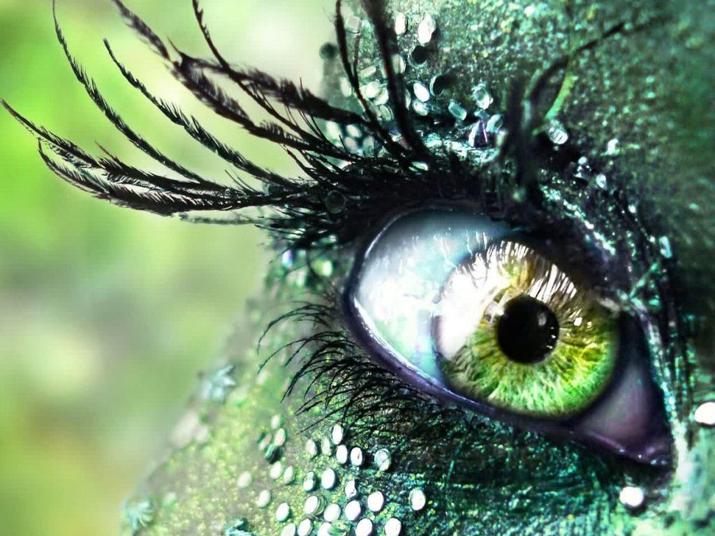Image result for eyes green with envy