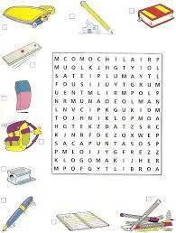 Résultats de recherche d'images pour «sopa de letras de ropa en español»