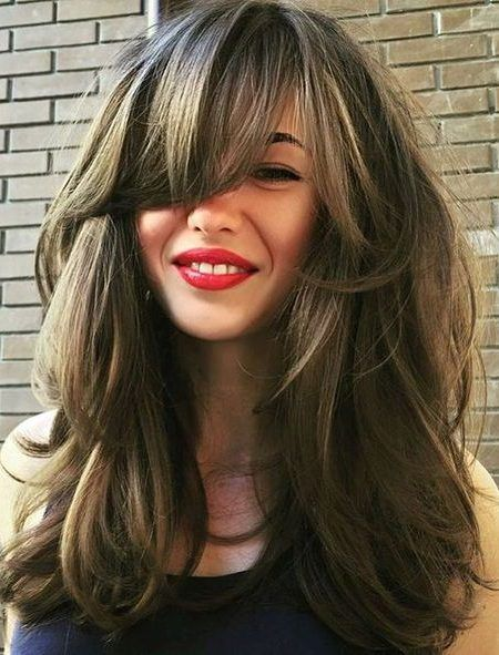 Lob long bob dark hair ombre highlights ombr highlights on 5 soft hair highlights for 2016 new hair color ideas trends for 2016 pmusecretfo Images