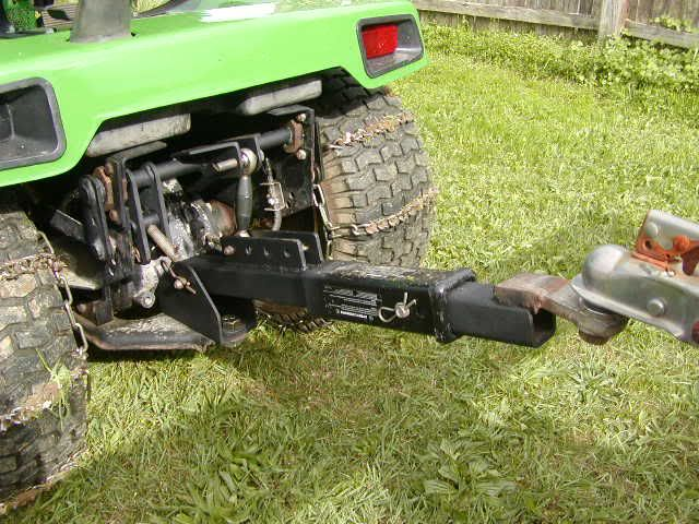 Of Hydraulic Controls Mytractorforum The Friendliest Tractor