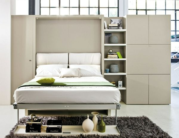 raumsparendes klappbett smarte sofa systeme home diy pinterest klappbett schlafzimmer. Black Bedroom Furniture Sets. Home Design Ideas