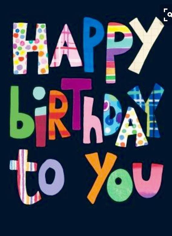 Pin By Becky Sanchez On Birthday Happy Birthday Dear Friend Happy Birthday Greetings Happy Birthday Cards