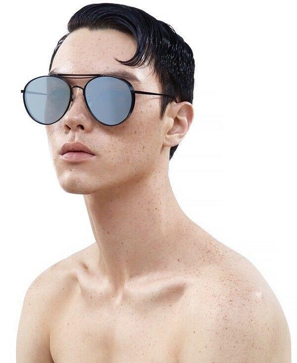 GENTLE MONSTER Big Bully Aviator Sunglasses In Black Brand