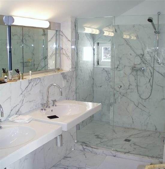 Bianco Carrara Fliesen Sind Staunenswert Dank Unserer Marmor - Badezimmer fliesen preise