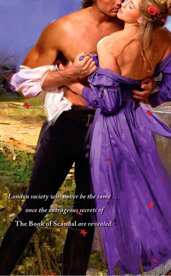 Historical Romance Book Covers ~ The book os scandal by julia london historical romance