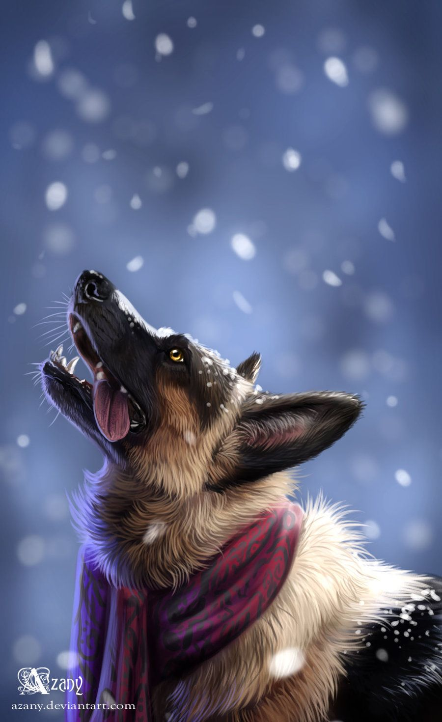 Kahely By Azany Deviantart Com On Deviantart German Shepherd