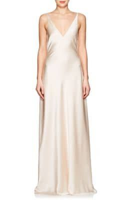1bf369185b NARCISO RODRIGUEZ Silk Charmeuse Gown
