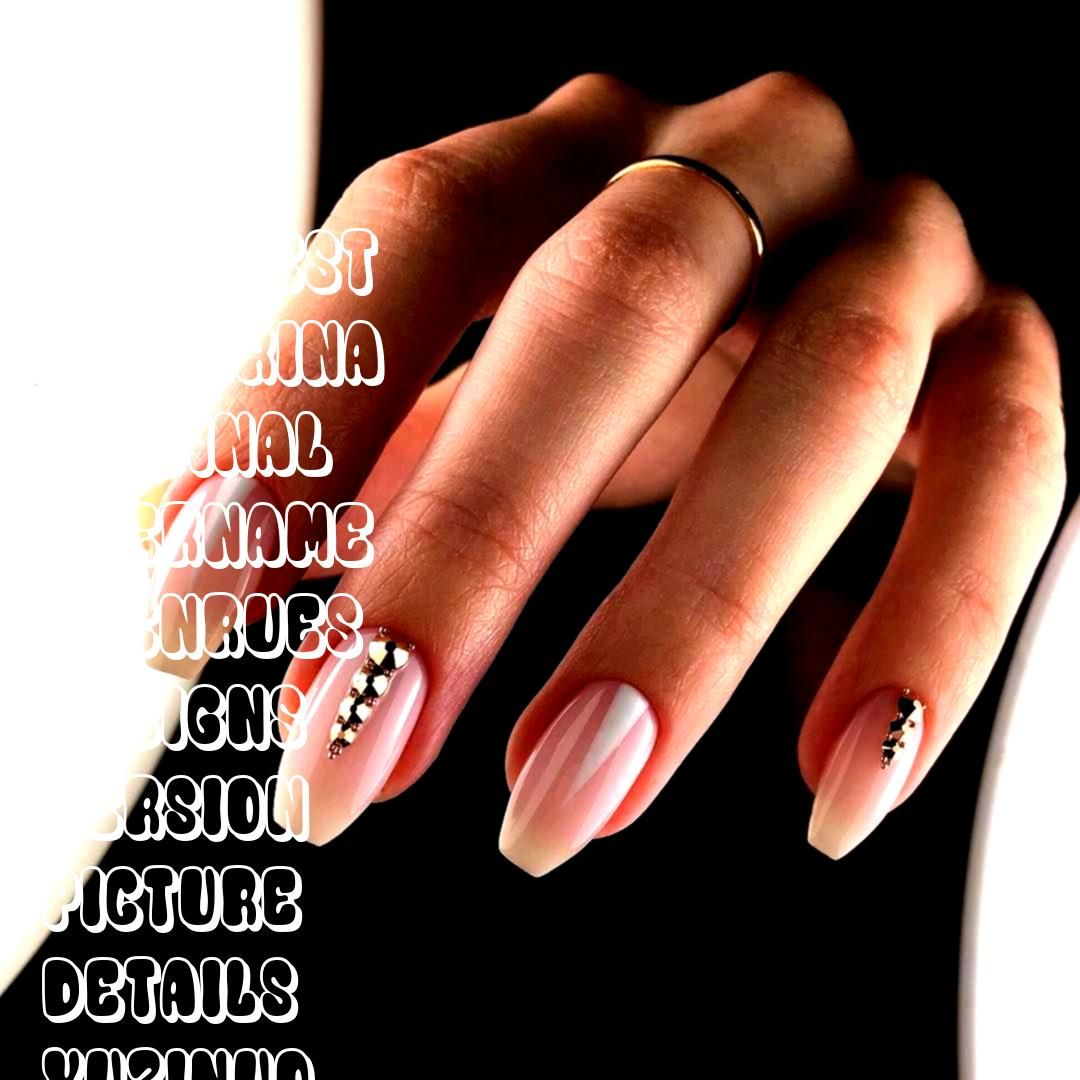 Trendy Short Coffin Nail Art Designs Pinterest address where you can see the original version of this source by This Post Details  TRENRUES EN Feature For This Image Pict...