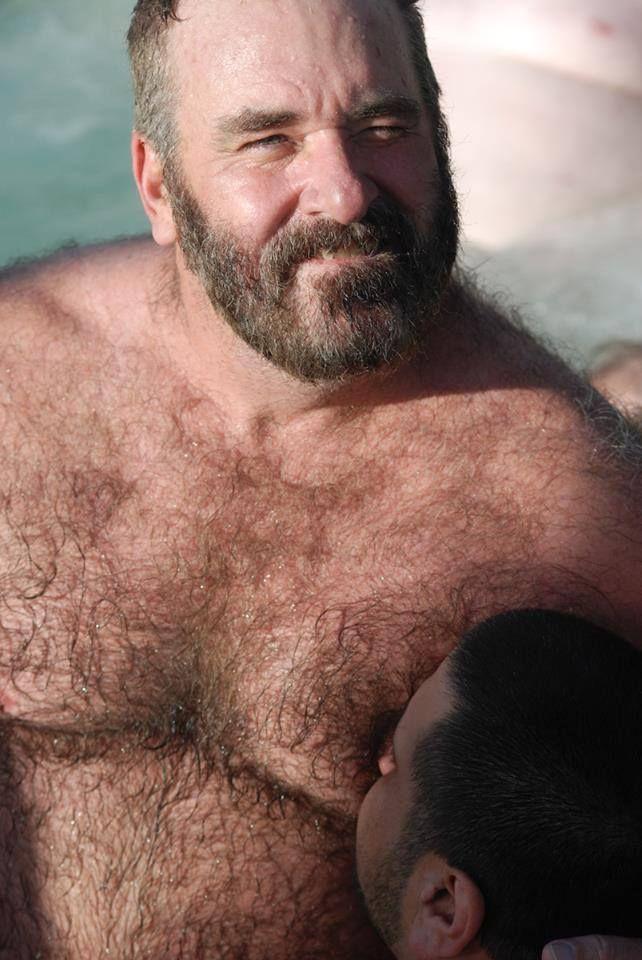 Bear mature aussie