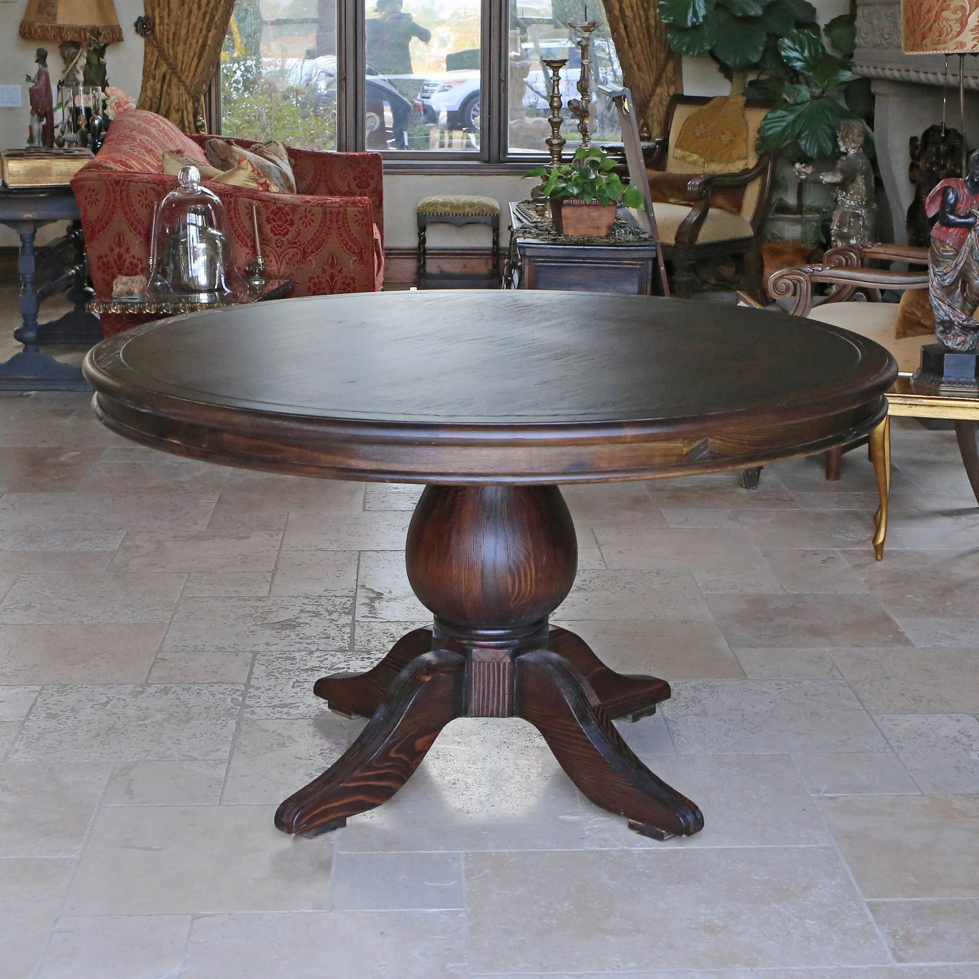 Draper Reclaimed Wood Dining Table Reclaimed Wood Round Dining Table