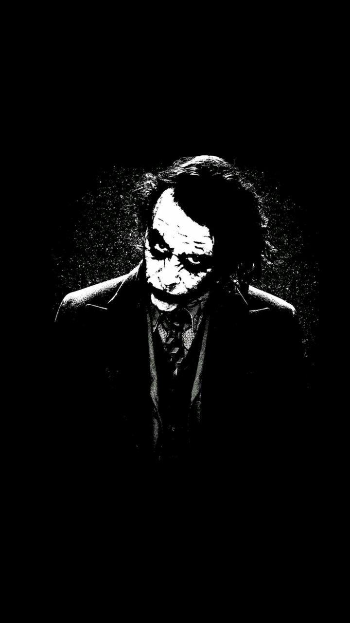 Pin by N.Y 24 on Dark W.P Joker wallpapers, Joker iphone