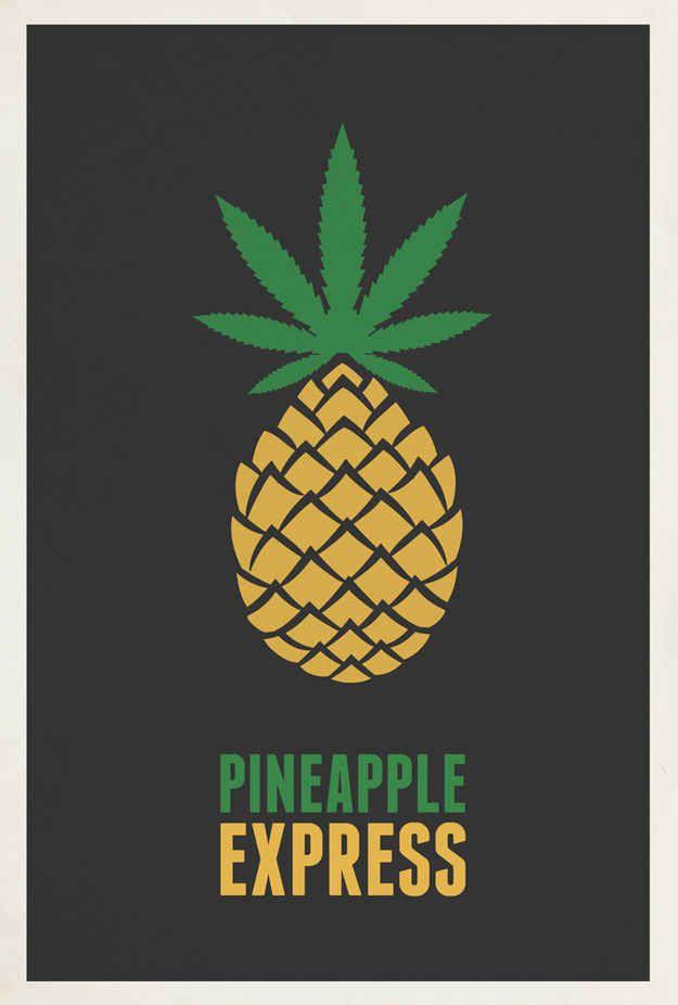 Pineapple Express Poster De Peliculas Carteles De